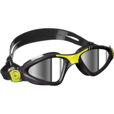 Aqua Sphere Kayenne Goggles with Mirrored Lenses