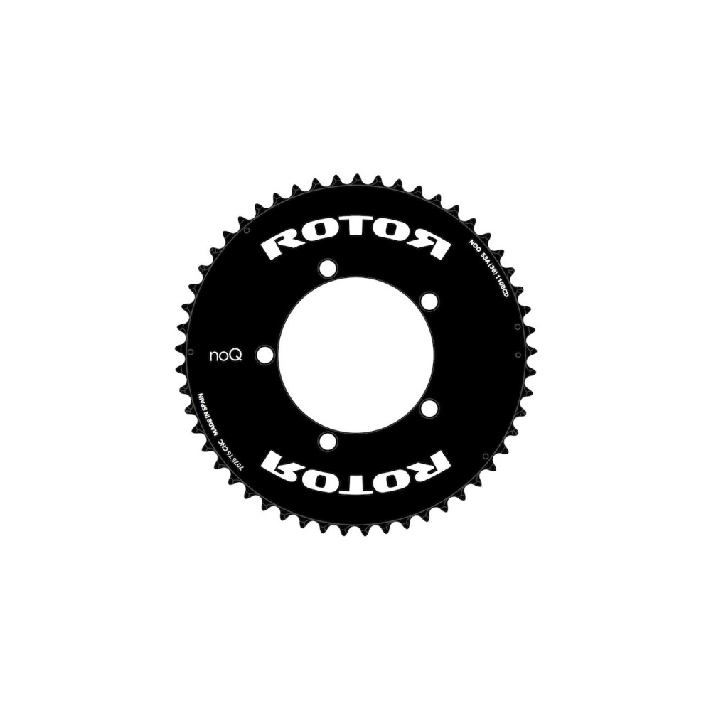 Rotor Aero No Q Outer Chainring 110BCD