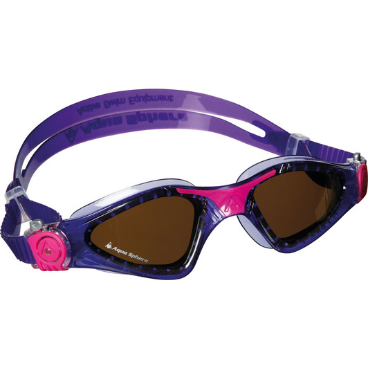 Aqua Sphere Kayenne Lady With Polarised Lenses Violet/Pink