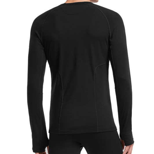 Icebreaker Zone Crewe Neck Long Sleeve Base Layer