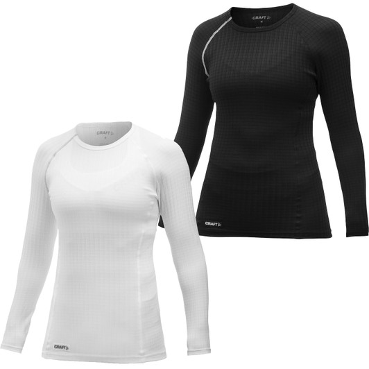 Craft Be Active Extreme Womens Crew Long Sleeve Base Layer