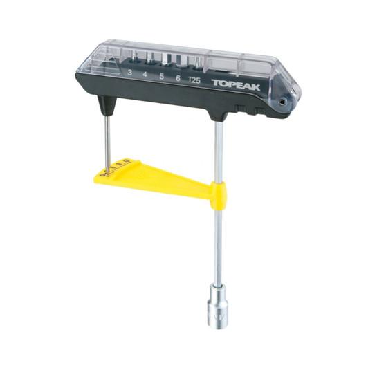 Topeak Combo Torq Wrench And Bit Set 3-12Nm