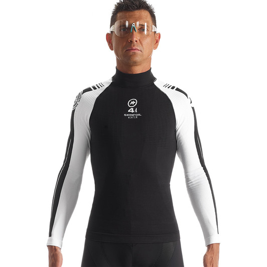 Assos LS SkinFoil Winter S7 Long Sleeve Base Layer