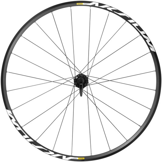 Mavic Aksium Disc Centre Lock Rear Wheel 2016