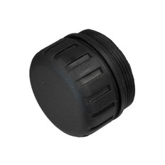 Lezyne LED - Micro/Macro Plastic Battery Cap & Seal