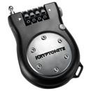 Kryptonite Kryptoflex R2 Retractor Pocket Combo Cable Lock