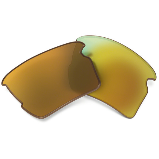 Oakley Flak 2.0 XL Replacement Lens 24K Iridium