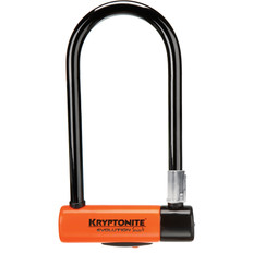 Kryptonite Evolution Series 4 U-lock with FlexFrame bracket