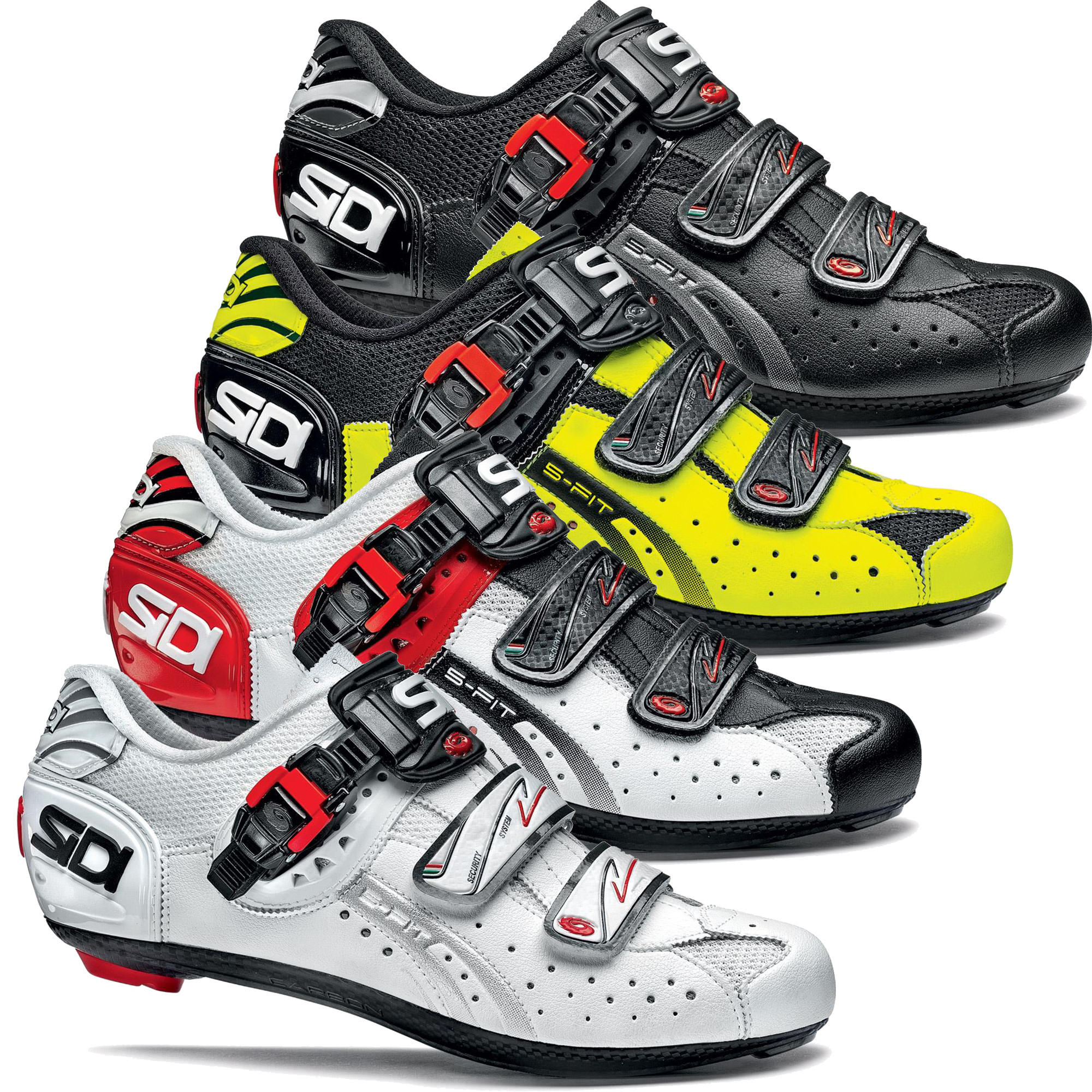 Sidi Genius 5-Fit Carbon Road Shoe