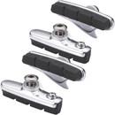 BBB TechStop Cartridge Shimano Silver Brake Pad