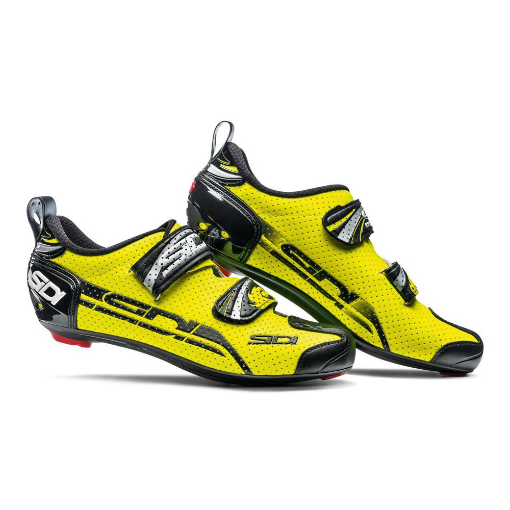Sidi T-4 AIR Carbon Composite Triathlon Shoes