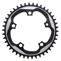 SRAM Force CX1 X-Sync Chain Ring 44T 11 Speed 110 Alum Argon Grey