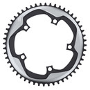 SRAM Force CX1 X-Sync Chain Ring 52T 11 Speed 130 Alum Argon Grey