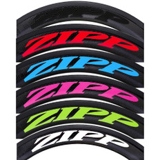 Zipp Decal Set for 808/Disc Rim
