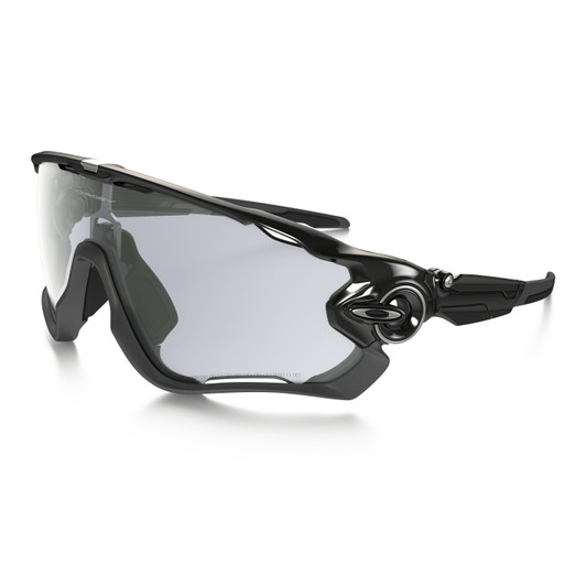 f55603f547 Oakley Jawbreaker Clear Black Iridium Photochromic Sunglasses