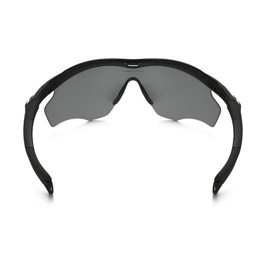 Oakley M2 XL Black Iridium Sunglasses