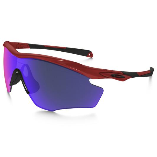 Oakley M2 XL Positive Fire Iridium Sunglasses