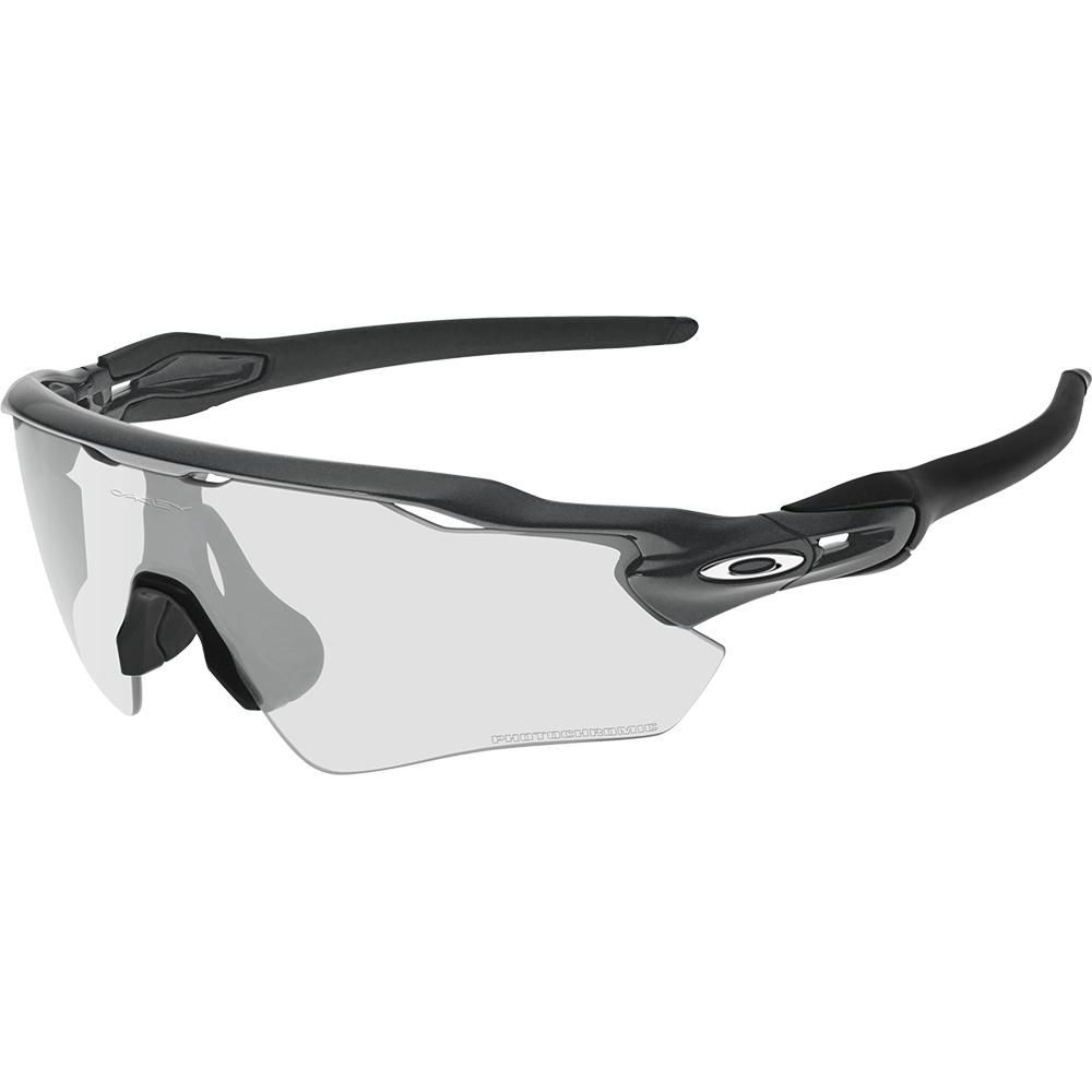 Oakley Radar EV Path Clear Black Iridium Photochromic Sunglasses