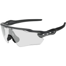 Oakley Radar EV Clear Black Iridium Photochromic Sunglasses