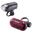 Cateye EL220 & Omni 5 Light Set