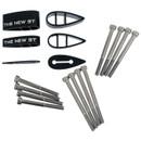 3T Cycling 30029 Zefiro/Aura Riser Kit - 10/20 Mm