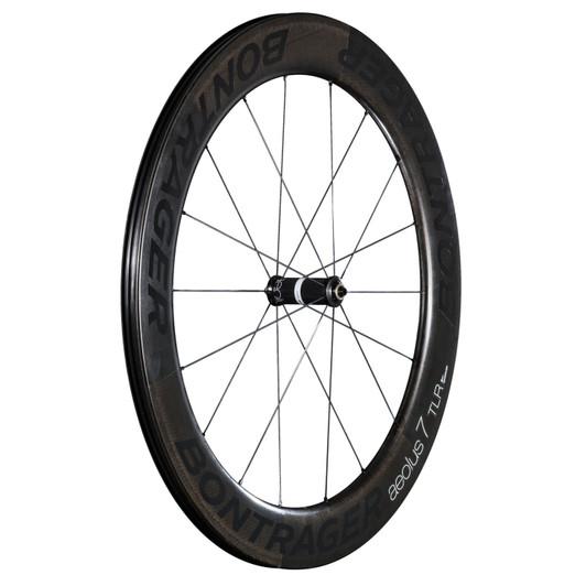 Bontrager Aeolus 7 TLR Front Clincher Wheel 2016