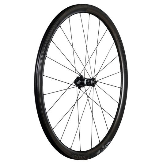 Bontrager Aeolus 3 TLR Front Clincher Disc Wheel 2016
