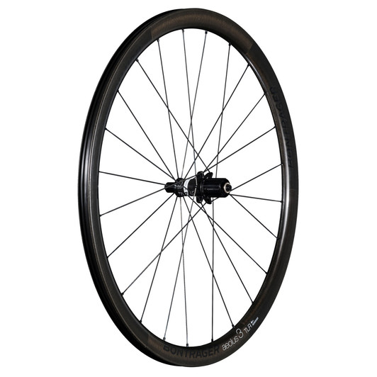Bontrager Aeolus 3 TLR Rear Clincher Wheel 2017