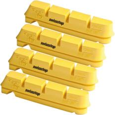 SwissStop FlashPro Pads Yellow King (Carbon Rims) Shimano