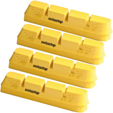 SwissStop RacePro 2011 Brake Pads Yellow King Carbon Campagnolo