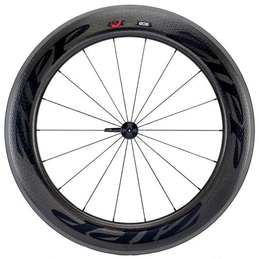 Zipp 808 Firecrest Carbon Clincher Front Wheel 18 Spoke 2016