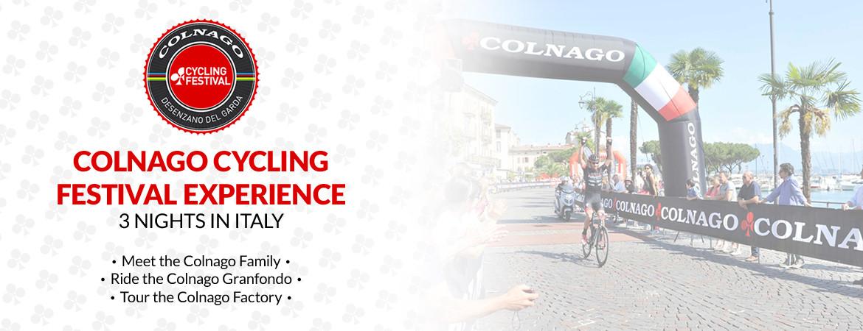Sigma Sport Colnago Experience