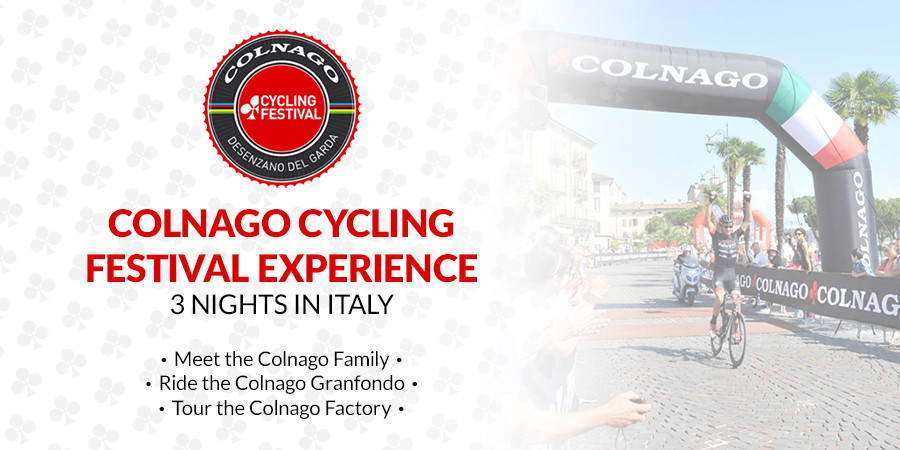 Sigma Sport Colnago Experience