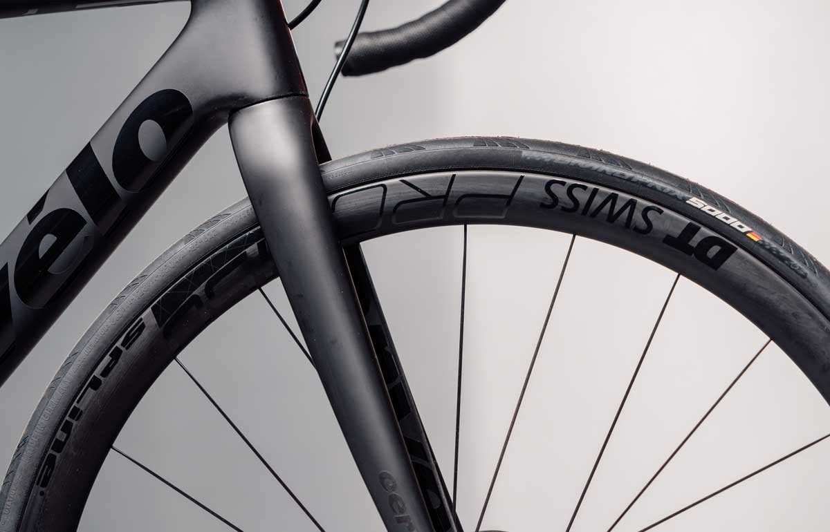 DT SWISS PRC 1450 SPLINE 35 DISC WHEELSET